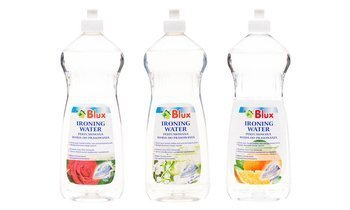 A set of perfumed water for ironing 3x 1L