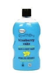 Blueberry Cake Shower soap Blueberry Inspirations 650 ml
