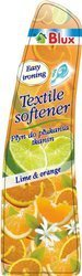 Fabric softener lime and orange, canister 5L