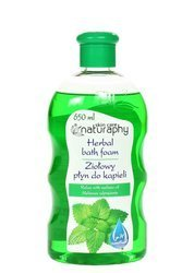 Herbal bath foam with lemon balm oil 650 ml