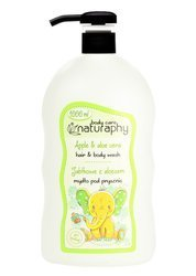 KIDS apple shower soap with aloe vera 1L