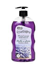 Lavender liquid soap with aloe vera 650 ml