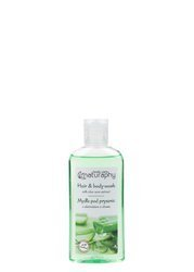 Shower soap with aloe extract 1L