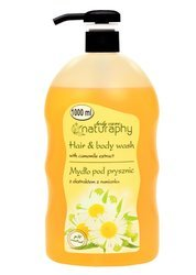 Shower soap with chamomile extract 1L