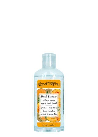Antibacterial hand gel with the fragrance of melon 100 ml