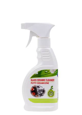 A specialist agent for cleaning induction, ceramic and gas cookers 300 ml