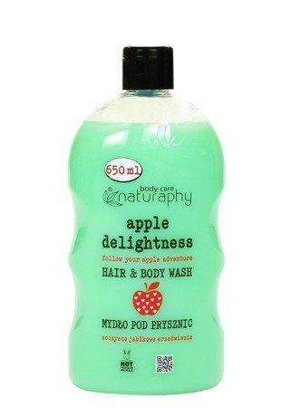 Apple Delightness shower soap Juicy Apple Refreshment 650 ml