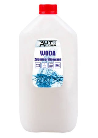 Auto Lider 5L demineralized water