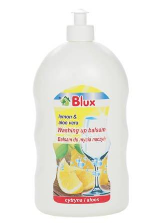 Dishwashing lotion with lemon scent 1L
