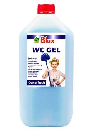 Sea freshness gel WC canister 5L