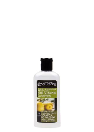 Shampoo for dry and normal hair with olive extract 100 ml