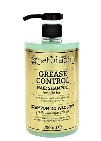Shampoo for greasy hair 750 ml