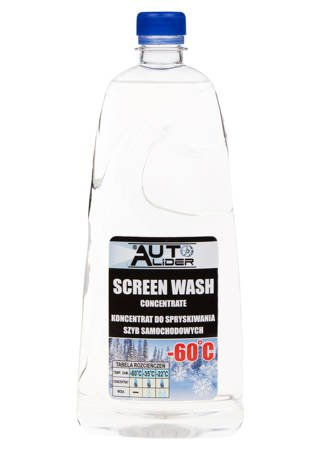 Winter washer fluid concentrate -60 ℃, 1L