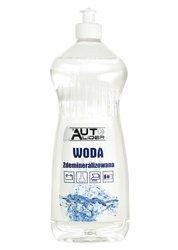 Woda demineralizowana/destylowana Auto Lider Blux 1L