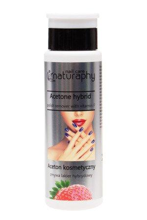 Aceton kosmetyczny zmywa lakier hybrydowy 200 ml