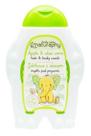 KIDS mydło pod prysznic jabłkowe z aloesem 300 ml