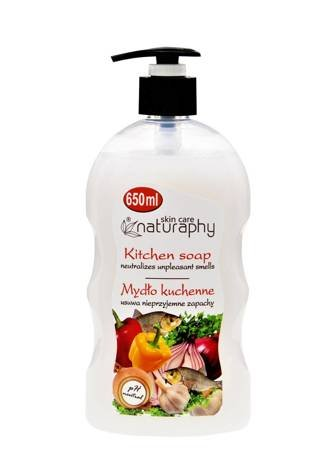Mydło do rąk kuchenne usuwa nieprzyjemne zapachy 650 ml