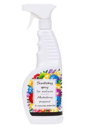 Płyn do dezynfekcji 75% alkohol, 650 ml