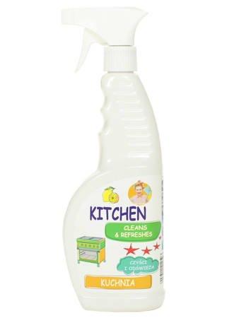 Specjalistyczny środek do czyszczenia kuchni 650 ml