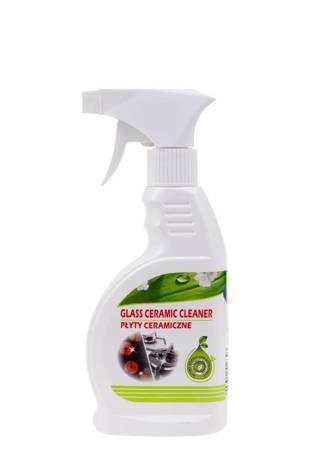 Specjalistyczny środek do czyszczenia płyt indukcyjnych, ceramicznych i kuchenek gazowych 300 ml